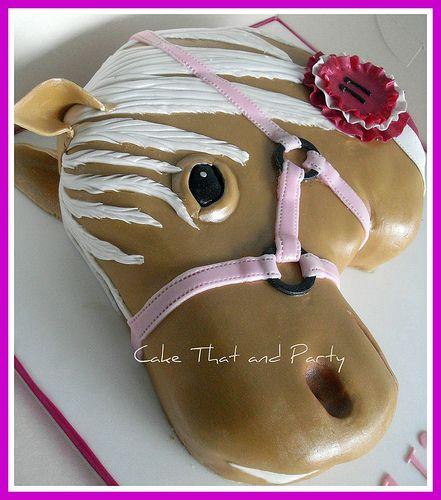 Horse Head Cake Design : Pinterest   The world s catalog of ideas