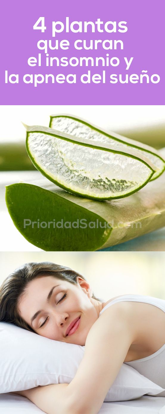 Apnea del sueno remedios naturales