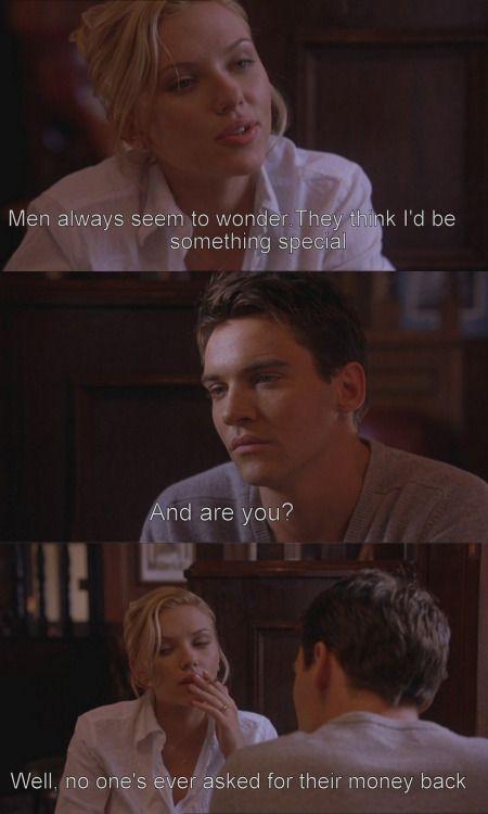 Match Point (2005) - w. Scarlett Johansson, Jonathan Rhys Meyers