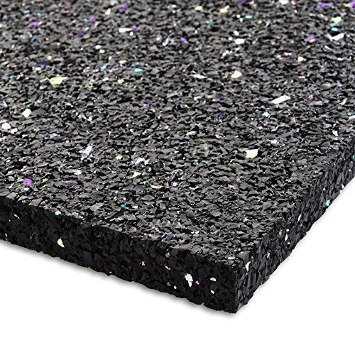 Etm Rubber Anti Vibration Mat Noise And Shock Absorbent For