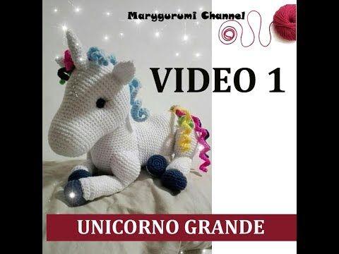 unicorno Archivi - Amigurumi Gratis Free | 360x480