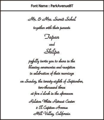 Indian Wedding Invitation Wordings Love Pinterest