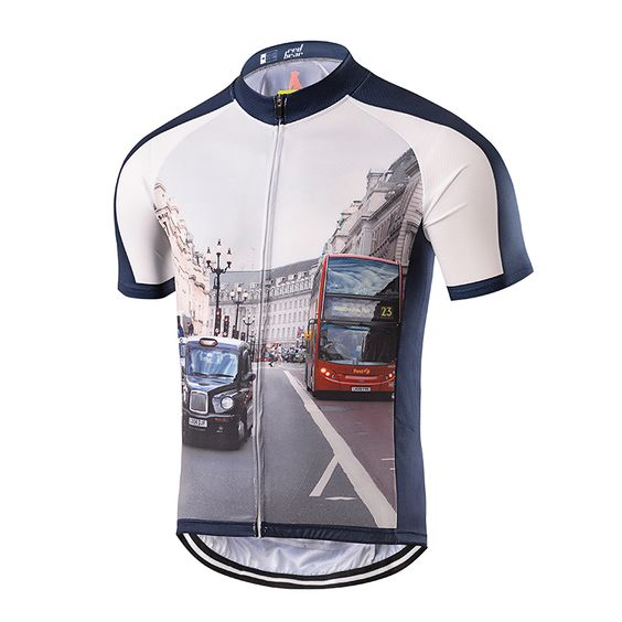 London Ride cycle jersey.