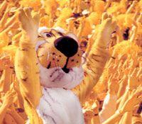 Mizzou | Truman the Tiger is named after Missouri-born President Harry S. Truman.