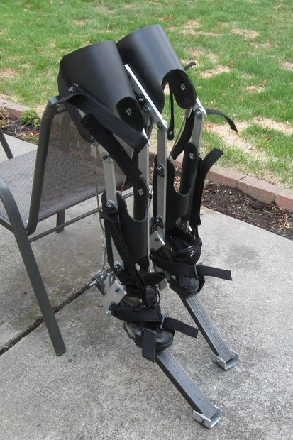 ... - How to's | Pinterest | Digitigrade Stilts, Tools and How To Make