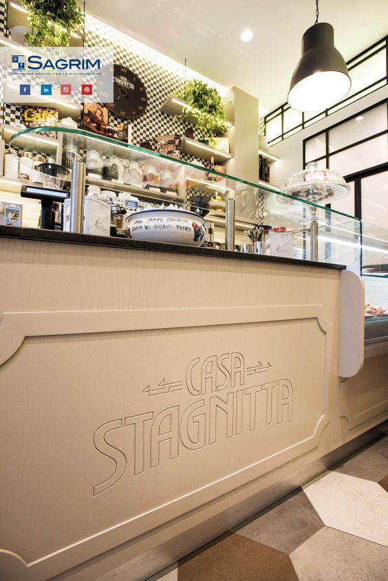 sagrim #casastagnitta #cafè #bar #gelateria #carpigiani #palermo - bar fürs wohnzimmer