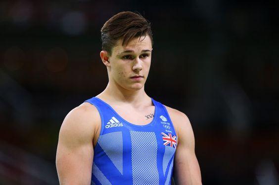 Brinn Bevan (Eng gymnastics)