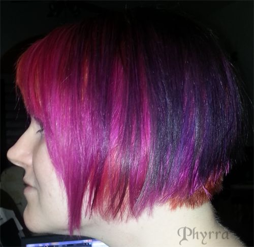Ion Color Brilliance Brights Semi Permanent Hair Color Lavender Review