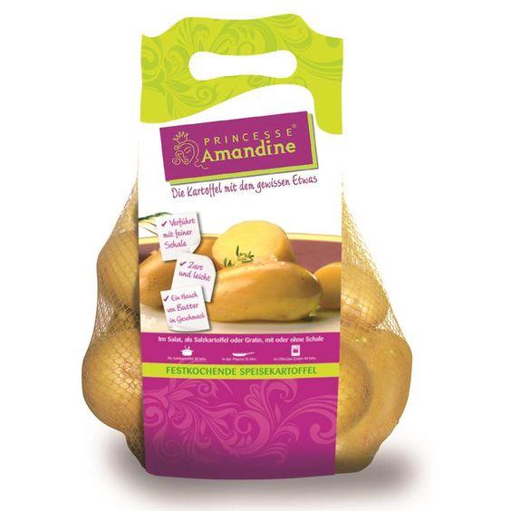 **Neue Kartoffelsorte Princesse Amandine® aus Frankreich** - Fünf französischen Kartoffelhersteller bringen eine neue Kartoffelsorte auf den Deutschen Markt, die besondere geschmackliche Eigenschaften haben soll und sich an Verbraucherinnen zwischen 25 und 45 Jahren richtet.  Die Kartoffelspezialisten haben als Grundlage für ihre neue Kartoffelsorte den de... - #Kartoffel http://goo.gl/v6s6ea