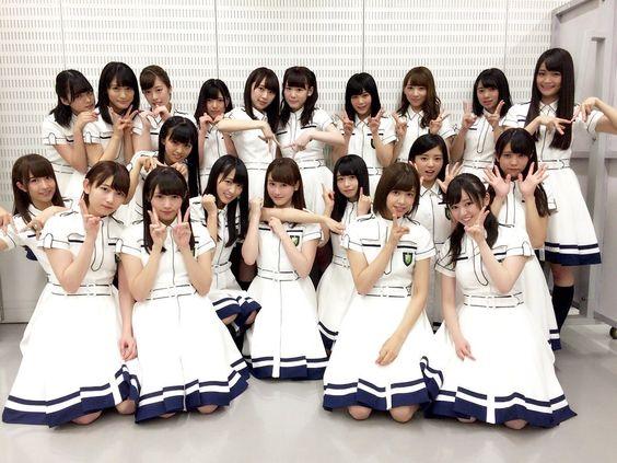欅坂46の集合写真55