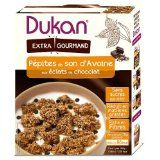 Dukan - Lot de 3 Boites de Muesli Aux Pépites de Chocolat