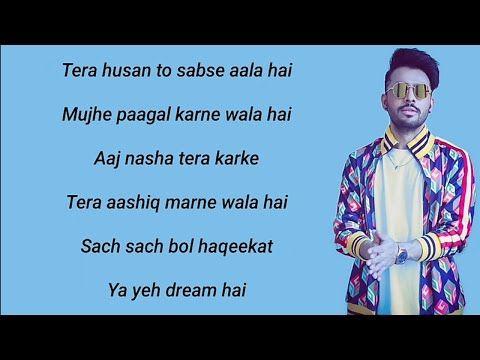 Dheeme Dheeme Lyrics Tony Kakkar Neha Sharma Youtube Bollywood Music More Lyrics Fast Lyrics