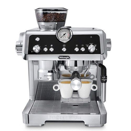 Amazing Offer On Breville Bes870bsxl The Barista Express Coffee Machine Black Sesame Online In 2020 Espresso Machine Espresso Automatic Espresso Machine