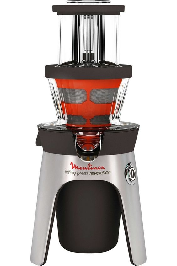 Extracteur de jus Moulinex ZU500A10 INFINYPRESS pas cher prix promo Extracteur de jus Darty 249.00 €