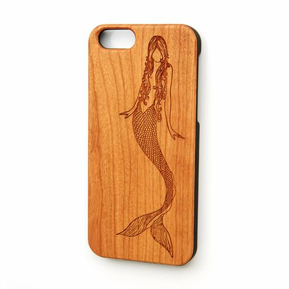 A personal favorite from my Etsy shop https://www.etsy.com/listing/265036736/mermaid-iphone-6-case-iphone-6s-plus