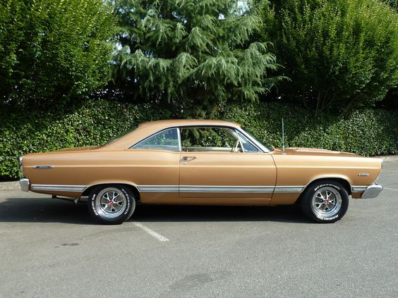 Muscle Cars Fairlane Cream Puff Mainly Muscle Cars