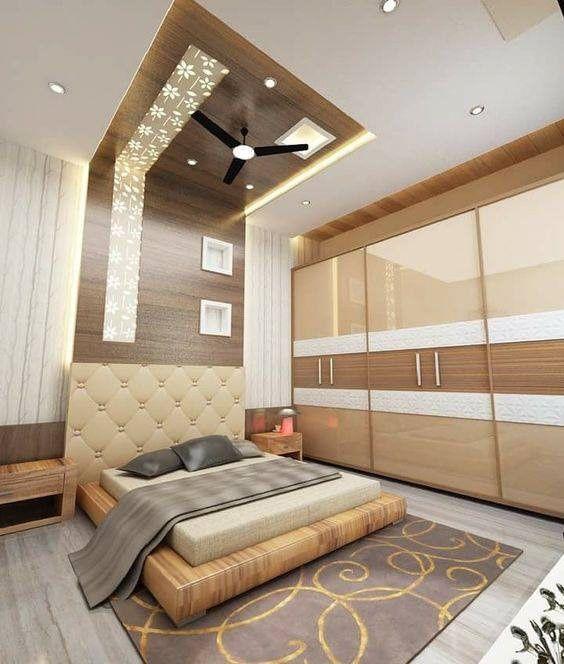 Top Indian Small Bedroom Designs 2020 Low Cost House Designs In 2020 Modern Bedroom Interior Bedroom Furniture Design Bedroom Bed Design