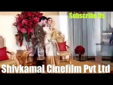 Exclusive Enjoy Deepika Padukone Ranveer Singh Banglore Receptions Inside Footage Youtube Reception Inside Ranveer Singh Deepika Padukone