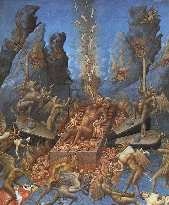 ¿Qué son los demonios? 2ce5a0bc387bd3dff73aacd71e8f991f