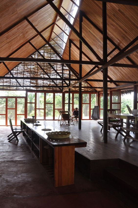 Gallery of Ani Nii Shobo Lodge / Sandra Iturriaga + Samuel Bravo - 7