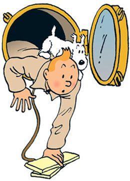 Les Aventures de Tintin - L'essentiel à propos de Tintin et Hergé. The adventures of Tintin. MADE IN BELGIUM