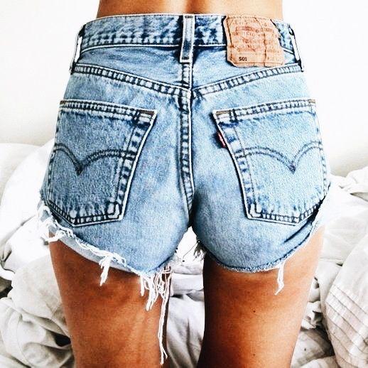 Vintage levi shorts image by Kendra Wenger on •My Kinda