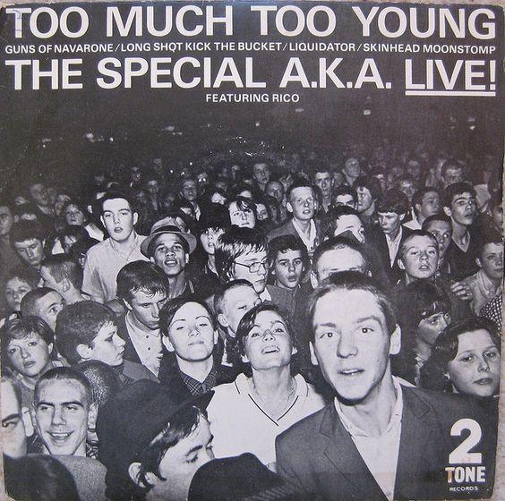 Αποτέλεσμα εικόνας για THE SPECIALS-Specials vinyl cover