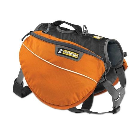 Approach dog backpack great for day hikes with your dog with ample storage and a comfortable fit.
