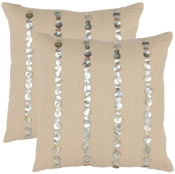 Zayden Cotton Throw Pillow
