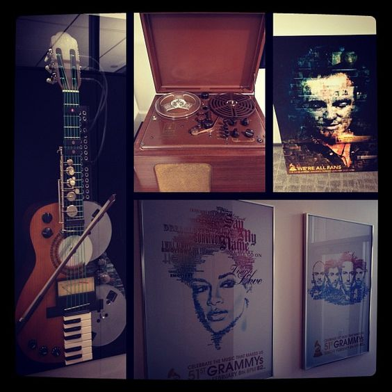 Inside GRAMMY HQ... - @thegrammys- #webstagram
