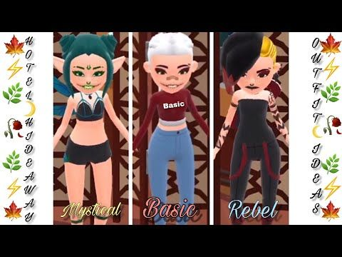 Hotel Hideaway Outfit Ideas 2018 Youtube Hideaway Gaming