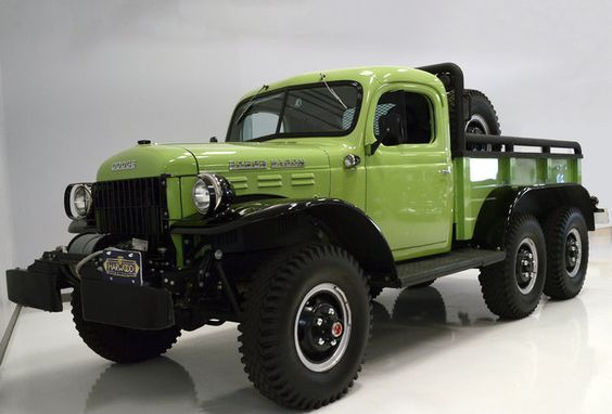 Classic Dodge Power Wagon Restomod 6x6 Used Truck For Sale - Thrillist