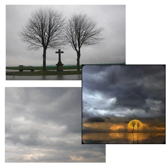 Grundlagen-Fotos zum obigen Bild von Veronika Pinke