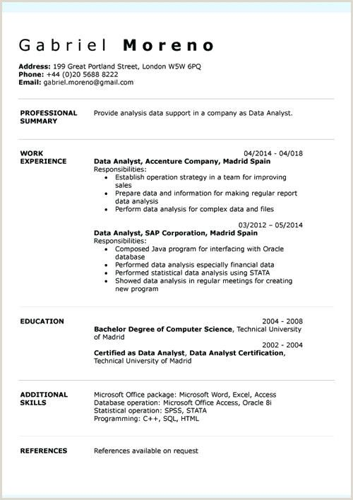 Professional Cv Format Doc In Bd In 2020 With Images Cv Examples