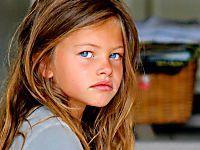 """Como está hoje a """"garota mais bonita do mundo"""" que encantou todos aos 4 anos"""