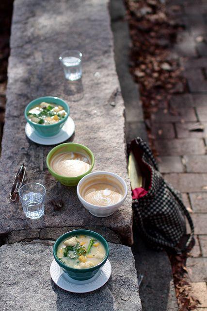 Pilar's snack. lattes & soup  nkstylianou@gmail.com
