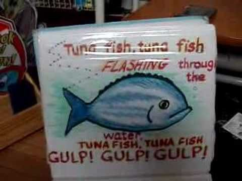 slippery fish song