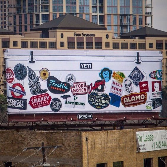 [I'd Like to Work Here] Great work by mc-j in Austin. Media and creative working well together/knowing your hometown.