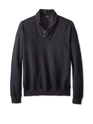 Velvet Men's Hermes Shawl Collar Shirt