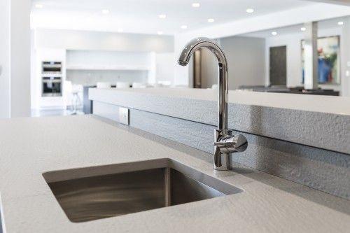 Lapitec Kitchen Countertop And Backsplash Sintered Stone Is A
