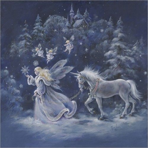 Poster Blue Fairy