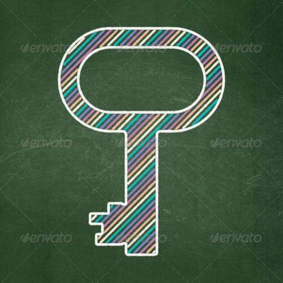 Security concept: Key on chalkboard background ...  access, attack, black, blackboard, board, chalk, chalkboard background, classroom, close, code, concept, crack, crime, data, defend, denied, digital, education, encryption, granted, green, hack, icon, information, key, learn, lesson, lock, login, password, policy, privacy, protect, protection, safe, safety, school, secrecy, secure, security, study, symbol, system, teach, tech, technology, texture, web, white