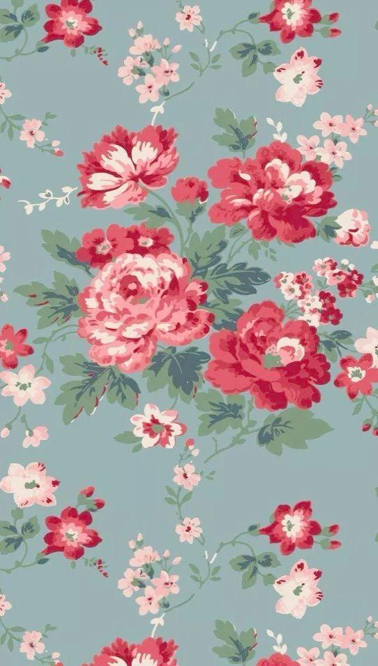 Floral Wallpapersbeacon House 2668 21532 Elizabeth Wildflower