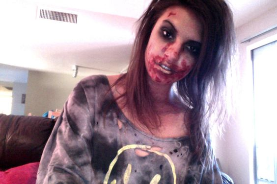 Happy Halloween from Haley Mae <3