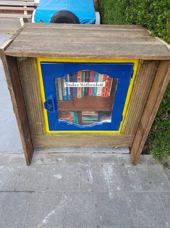 Boekenruilkast Deerlijk