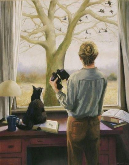 birdwatchers - Deborah Dewit: