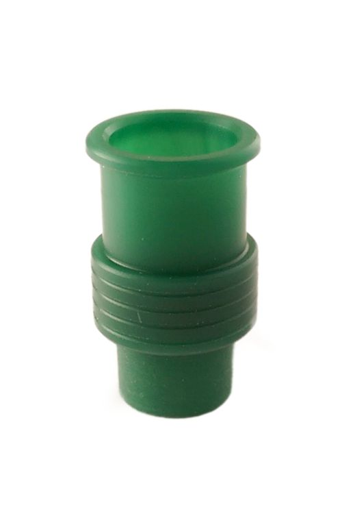 Delrin Friction Fit Drip Tip - Green  #voodoovapeuk #vapefam #cupti #ecigs #eliquid #ejuice #vapelife #vaping #Kanger #ecig