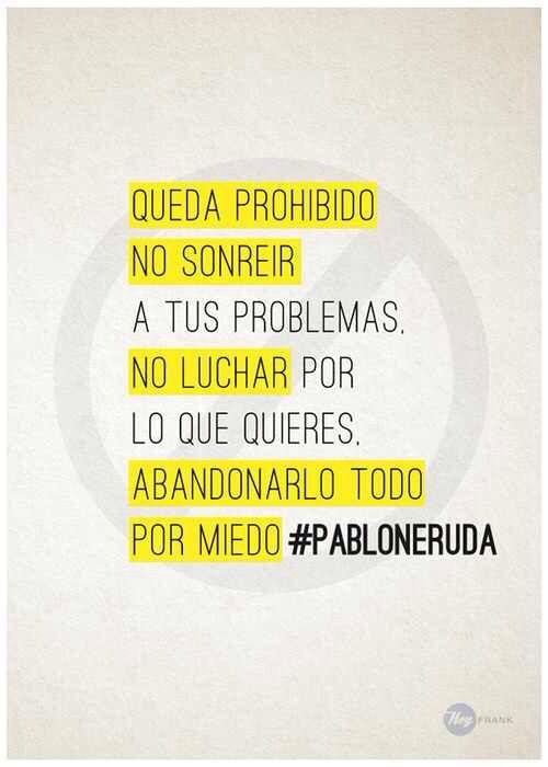 PROHIBIDO!!!