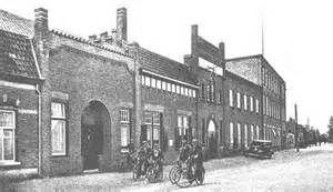 het bedrijf van jansen de wit de basis voor dit bedrijf werd in 1830 ...