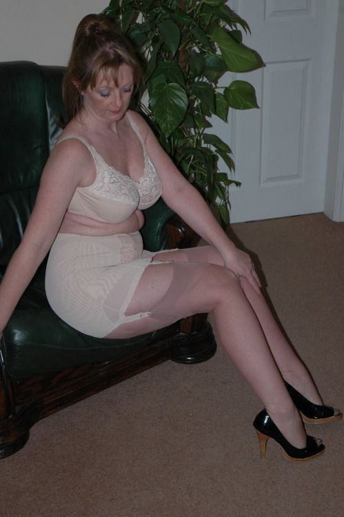 Mother slip pantyhose stories
